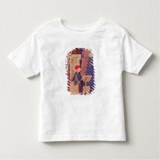 Dante writing 'The Divine Comedy' Toddler T-Shirt