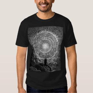 Dante's Divine Comedy: White Rose - Gustave Dore T-shirts