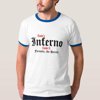 Dante's Inferno, Canto X Shirt