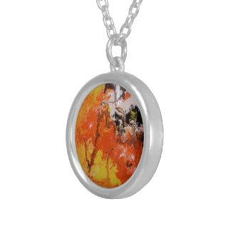 Dantes Inferno - Sterling Silver Pendant