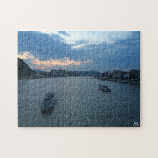 Danube River Jigsaw Puzzle