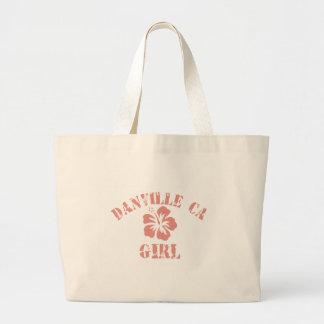Danville CA Pink Girl Bag