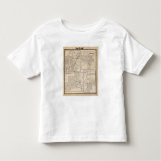 Danville, Shelbyville, Atlanta and Monticello Toddler T-Shirt