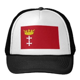 Danzig - Gdansk Flag Hat