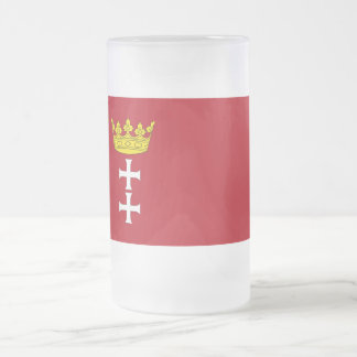 Danzig - Gdansk Flag Coffee Mugs