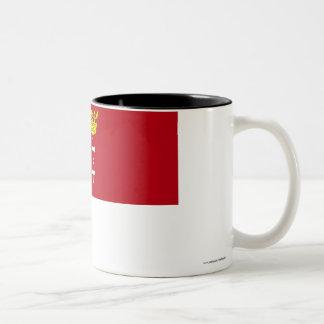 Danzig - Gdansk Flag Coffee Mug