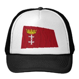 Danzig - Gdansk Waving Flag Mesh Hats