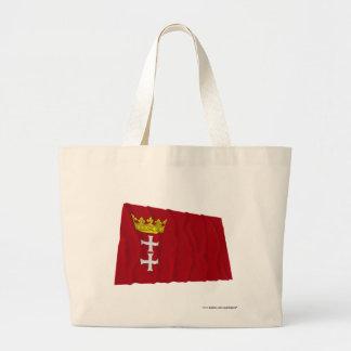 Danzig - Gdansk Waving Flag Bags