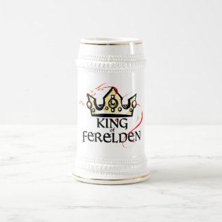 DAO - King of Ferelden - stien Coffee Mugs