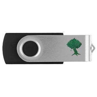 DAoC Hibernia 8GB USB Drive Swivel USB 2.0 Flash Drive