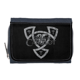 DAoC Knot Denim Wallet