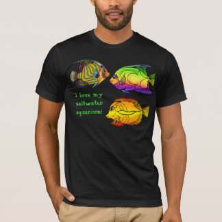 Daorges Angelfish T-Shirt