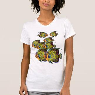 Daorges School of Angelfish T-Shirt