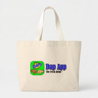 DAP APP TAGLINE BAGS