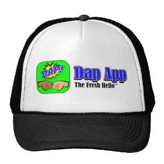 DAP APP TAGLINE MESH HAT