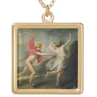 Daphne and Apollo (oil) Custom Jewelry