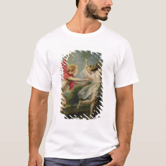Daphne and Apollo (oil) T-Shirt