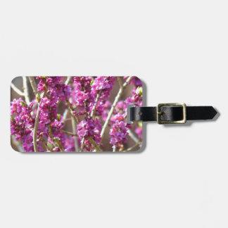 Daphne Bloom Bag Tag