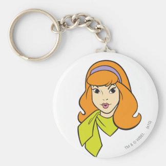 Daphne Pose 17 Key Ring