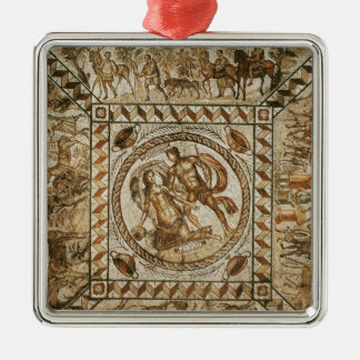 Daphne pursued by Apollo Christmas Ornament