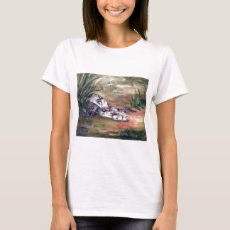 Daphne Snake Ladies Tshirt