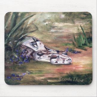 Daphne Snake Mouse Pad
