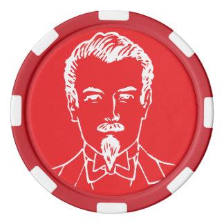 Dapper Chap Poker Chip Set
