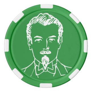 Dapper Chap Poker Chips Set