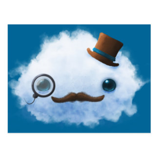 Dapper Cloud Postcard