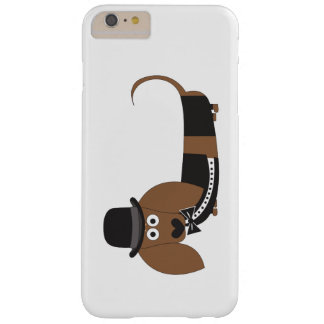 dapper doxie barely there iPhone 6 plus case