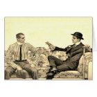 Dapper Gents Card