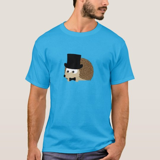 Dapper Hedgehog T-Shirt