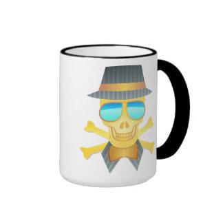 Dapper Skull Mug