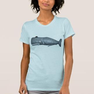Dapper Whale t-shirt