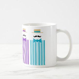 Dappers coffee drink mug