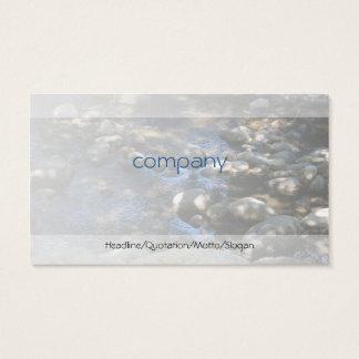Dappled Creek Business Business Card