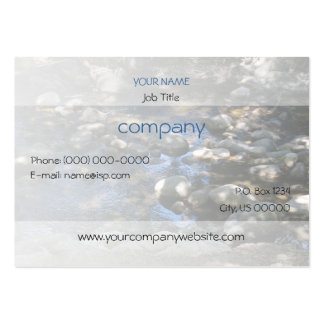 Dappled Creek Profile Card Pack Of Chubby Business Cards
