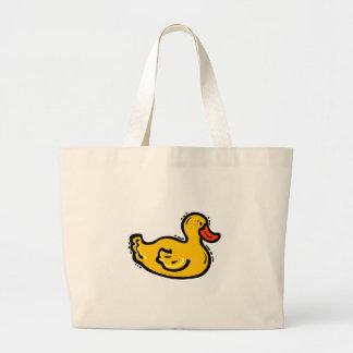 Dappy Duck Canvas Bag