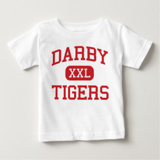 Darby - Tigers - Darby High School - Darby Montana Infant T-Shirt