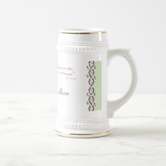 Darcy Wedding Stein Coffee Mugs