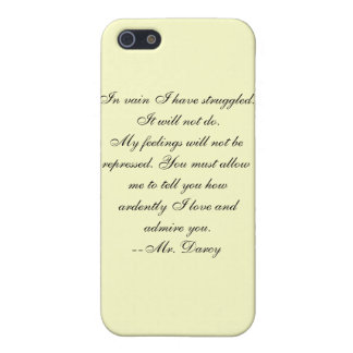 Darcy's Proposal Phone Case iPhone 5/5S Covers