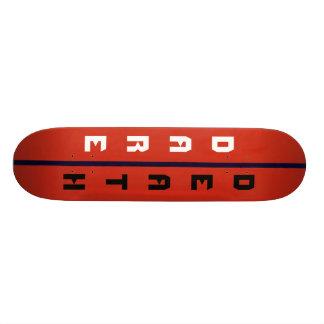 "Dare Death - 7 3/4"" Deck Designer Skateboard"