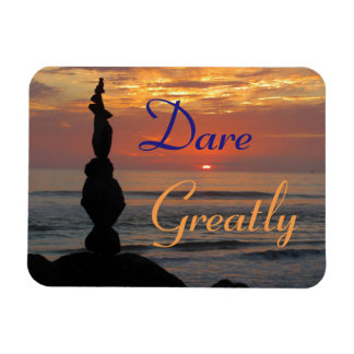 Dare Greatly magnet