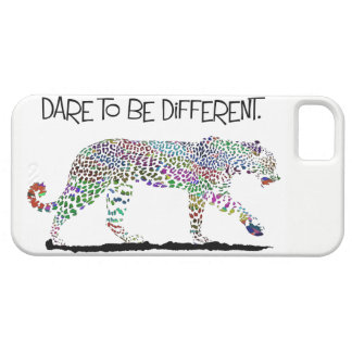 """""""Dare to be different""""  Iphone case"""