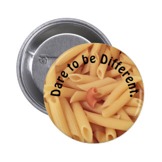 Dare to Be Different - Pasta button