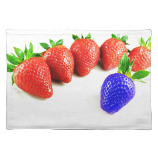 Dare to be different! placemat