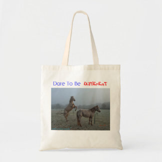 Dare to be different...Tote bag