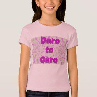Dare to Care kids shirt