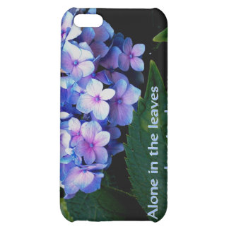 Dare to Dream Blue Hyacinth iPhone 5C Cover