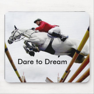 Dare to Dream Mouse Mat